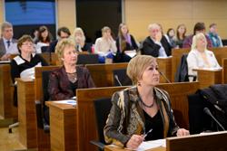 Sabiedriskās apspriešanas tematiskā sanāksme par sabiedrību