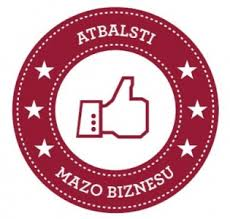 Rīgas domes Pilsētas attīstības departaments atbalsta mazo biznesu!