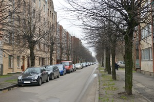 Grīziņkalna apkaimē sāksies vairāku ielu un ielu apgaismojuma rekonstrukcijas darbi, tiks ierobežota transportlīdzekļu satiksme