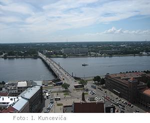Par būvniecību Rīgas pilsētā maijā