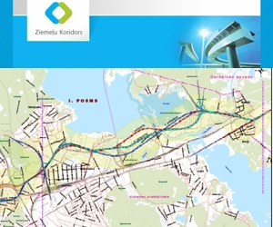 Atteikšanās no Ziemeļu transporta koridora projekta īstenošanas radītu būtiskus zaudējumus Rīgai un valstij kopumā