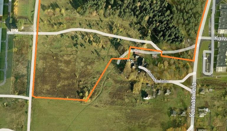 Paziņojums par divu lokālplānojumu izstrādes uzsākšanu teritorijai Dreiliņos