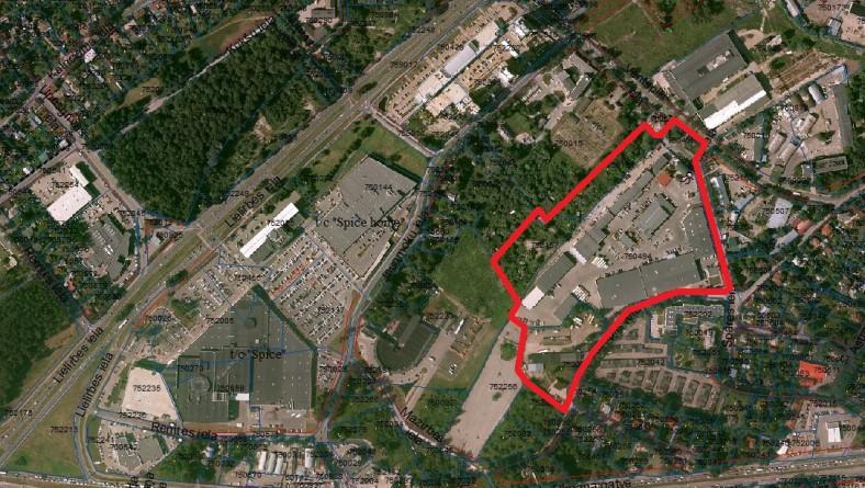 Paziņojums par lokālplānojuma redakcijas zemesgabalam Ventspils ielā 50 un tam piegulošajai teritorijai, un tā stratēģiskā ietekmes uz vidi novērtējuma (SIVN) nodošanu publiskajai apspriešanai