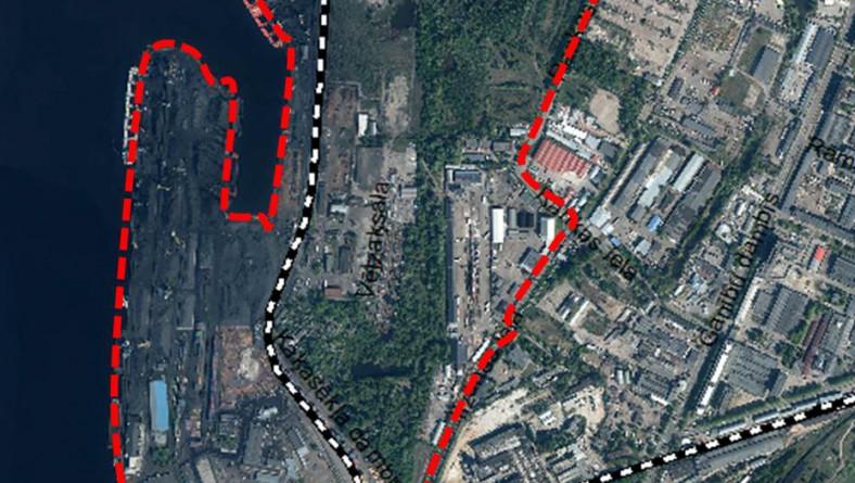 Eksportostas un tai piegulošās teritorijas lokālplānojuma kā Rīgas teritorijas plānojuma 2006.–2018.gadam grozījumu izstrāde