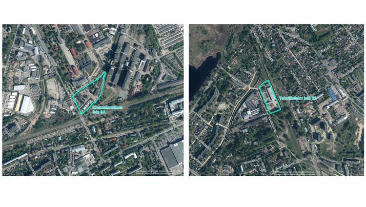 """Par IVN nepiemērošanu SIA """"Akron Baltic """" paredzētajai darbībai Tekstilnieku ielā 22 un Krustabaznīcas ielā 9A, Rīgā"""