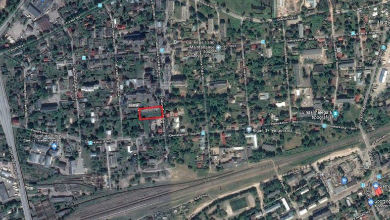 Paziņojums par zemesgabalu Čiekurkalna 4.šķērslīnijā 4 un Čiekurkalna 4.šķērslīnijā 2A lokālplānojuma kā Rīgas teritorijas plānojuma 2006.-2018.gadam grozījumu izstrādes uzsākšanu