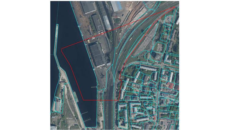 Paziņojums par lokālplānojuma izstrādes uzsākšanu Eksportostas dienvidu daļai