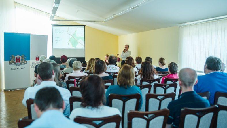 Sabiedrības iesaiste  Rīgas vēsturiskā centra plānošanas procesā