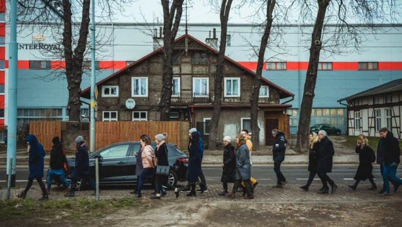Gdaņskā norisinājās pirmā UrbCultural Planning Prakses laboratorija