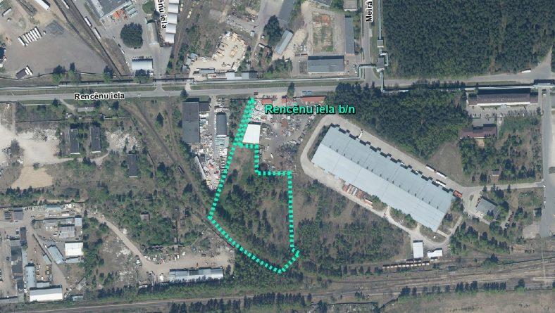 """Paziņojums par SIA """"Rīgas BioEnerģija"""" paredzēto darbību – biokurināmā katlu mājas būvniecību Rencēnu ielā 30, Rīgā"""
