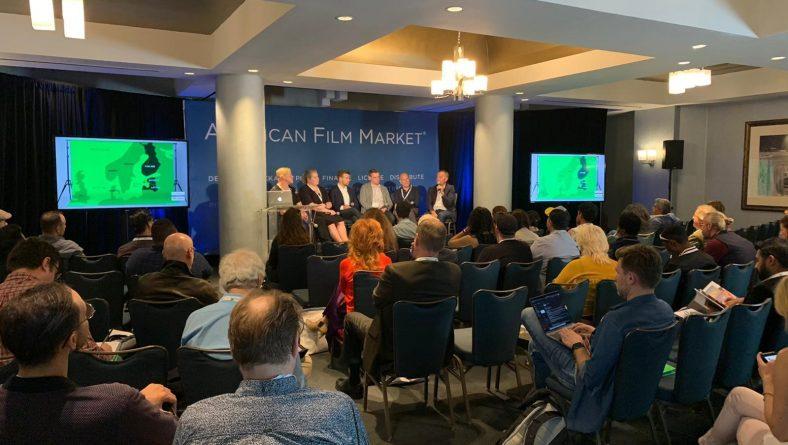 Amerikas filmu tirgus